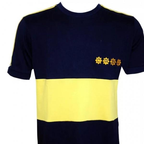 quality design fba66 d5030 CA Boca Juniors Maradona Argentina Retro Jersey Brazil Soccer Football  Maglia