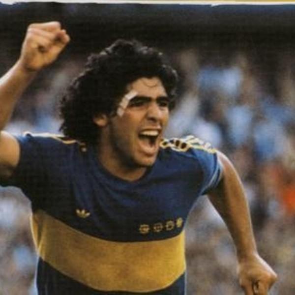 7473a97bf3d CA Boca Juniors Maradona Argentina Retro Jersey Brazil Soccer Football  Maglia. camisa-retr-boca-juniors-maradona-505101-mlb8203617759_042015-f