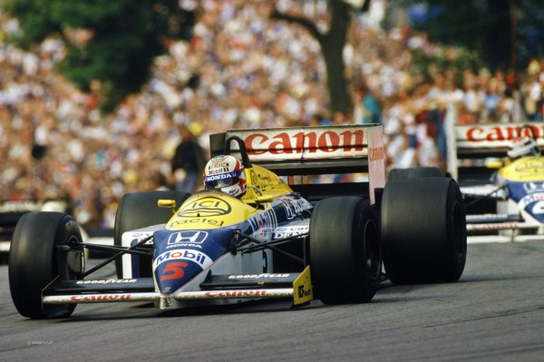 1986 British Grand Prix