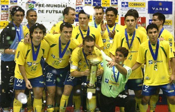 BRAZIL FUTSAL #12 FALCÃO 2014 JERSEY SOCCER FOOTBALL ...